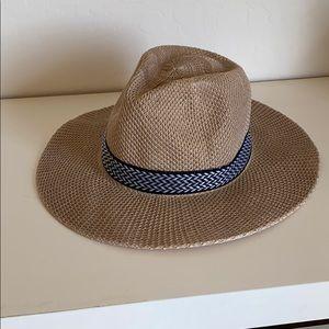 Straw boho hat